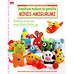 Simpáticos Muñecos De Ganchillo Minis Amigurumis - Número 4