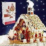 FantasyDay Ausstechformen Edelstahl Ausstecher Set, 10 Stück Weihnachten Lebkuchenhaus Keksausstecher Plätzchen Ausstecher für Motivtorten Tortendeko Backen Küche Zubehör - Kinderleicht & Wunderschön