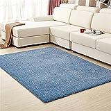 SZT Mats-Couchtisch Sofa Wohnzimmer Schlafzimmer Teppich/Fashion Bett Broadloom,G,70X140Cm (28X55Inch)