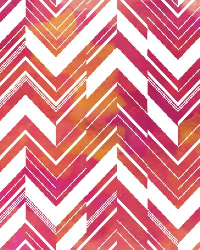 pink-and-orange-watercolor-chevron-pattern-notebook-170-dot-grid-pages