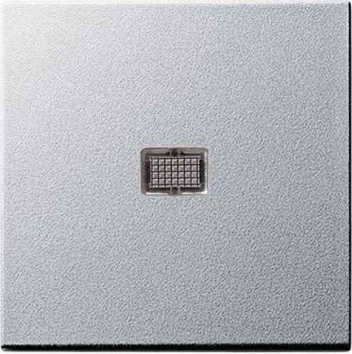 Gira 029826 Wippe Kontrollfenster groß System 55, alu -