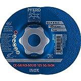 Pferd 64186125 Schleifscheiben CC-Grind-Solid 125 SG INOX