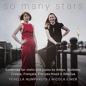So Many Stars [Fenella Humphreys; Nicola Eimer] [Stone Records: 5060192780826]