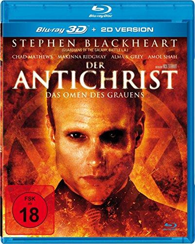 Bild von Der Antichrist 3D (3D Blu-ray)