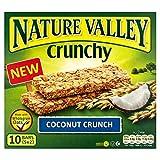 Nature Valley Barre Croccanti Muesli - Cocco (5X42g) (Confezione da 6)