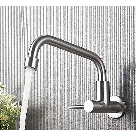 Furesnts casa moderna cucina e bagno rubinetto in acciaio inox