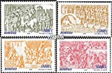 Rumänien 5870-5873 (kompl.Ausg.) 2004 Reliefband Trajanssäule (Briefmarken für Sammler)