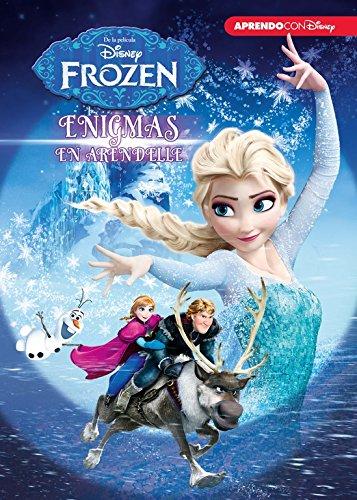 Frozen. Enigmas en Arendelle (Enigmas Disney)