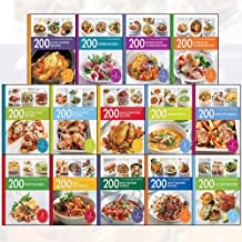 hamlyn all colour cookbook collection 14 books set - 200 super salads,200 slow cooker recipes, 200 family slow cooker recipes, 200 more slow cooker recipes
