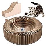 Muebles para Gatos Sofá Plegable Cato con Rascador Gatos Juguete con Tinkle Bola - Best Reviews Guide