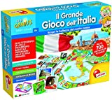 Lisciani Giochi 56453 - I'm a Genius il Grande Gioco dell'Italia
