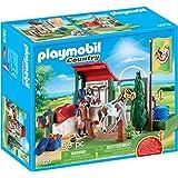 Playmobil Country Horse Grooming Station Multicolor Niño/niña - figuras de juguete para niños (Multicolor, 5 año(s), Niño/niña, 260 mm, 170 mm, 190 mm)