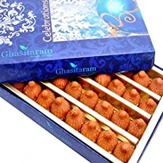 Ghasitaram's Mathura Mawa Modaks 400 gms