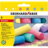 Eberhard Faber Street Marking Chalk (Pack of 6)