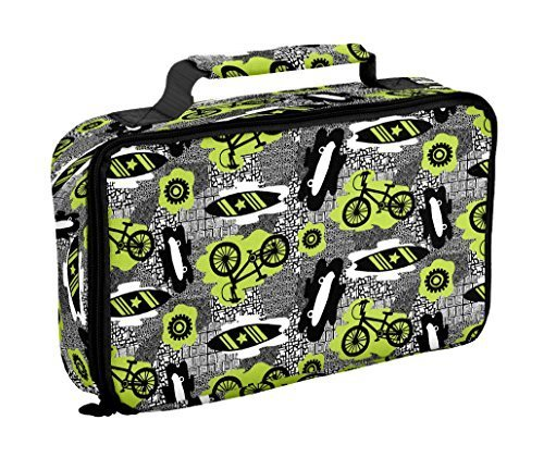 fit-and-fresh-bento-insulated-lunch-bag-surf-sketch-green-by-fit-fresh