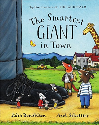 The Smartest Giant in Town Cover Image