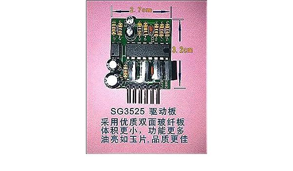 Generic SG3525 KA3525 driver board inverter drive board has