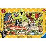 Ravensburger Puzzle 06151 Der Kleine Maulwurf und Seine Freunde