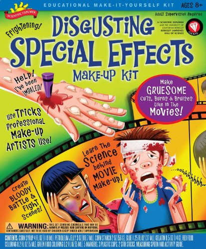 Disgusting Special Effects Make Up (Special Make Up Effects Kits)