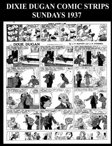 dixie-dugan-comic-strips-sundays-1937-bw-golden-age-dixie-dugan-newspaper-comic-strips