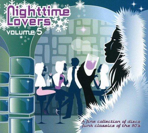 Nighttime Lovers Vol.5 (Mason Williams-cd)