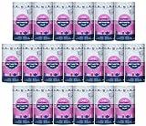 NoSugarSugar Erythrit Puder Streudose - Puderzuckerersatz kalorienfrei, 19er Pack (19 x 250 g)