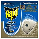 Raid Night & Day Trio Insektenstecker Nachfüller, 1er Pack