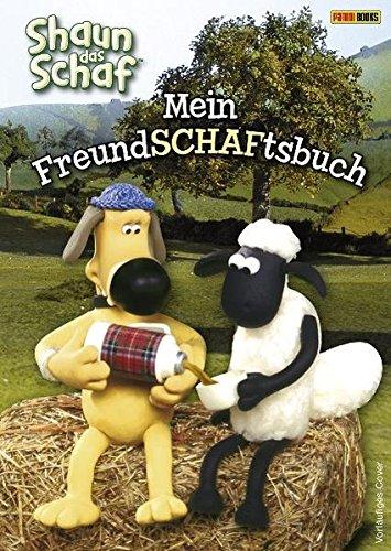 Preisvergleich Produktbild Shaun das Schaf FreundSCHAFtsbuch: Mein FreundSCHAFtsbuch