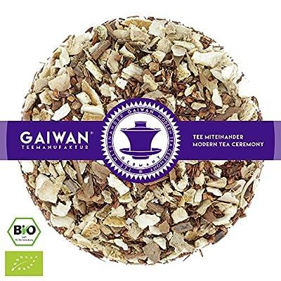 """N° 1148: Thé rooibos bio """"Avènement"""" - feuilles de thé issu de l'agriculture biologique - GAIWAN® GERMANY - rooibos, orange, cassia, gingembre"""