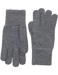 Wrangler Men's Basic Gloves Mid Grey Mel Gloves