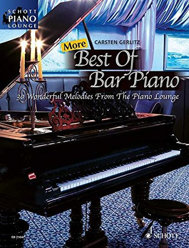 Piano Music Greensleeves Sheet (More Best Of Bar Piano: 30 Wonderful Melodies From The Piano Lounge. Klavier. Songbook. (Schott Piano Lounge))