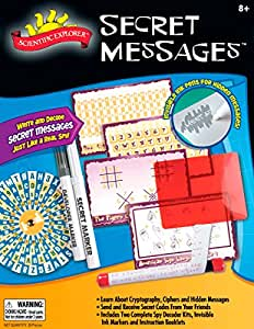 Secret Messages Kit PS02023