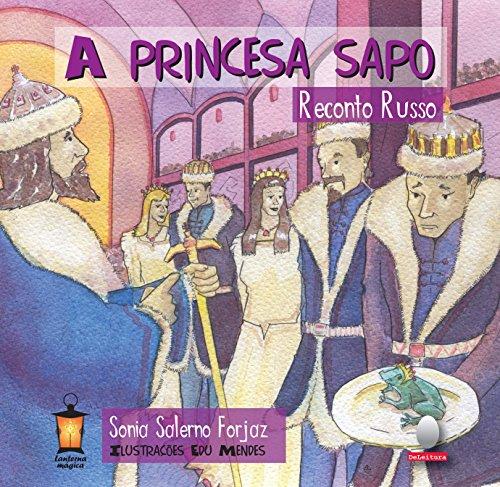 A princesa sapo: Reconto russo (Portuguese Edition)