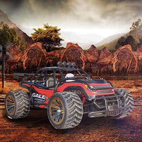 RC Auto kaufen Truggy Bild 3: VATOS Ferngesteuertes Auto, Maßstab 1:16, 2,4 Ghz, Rennwagen, Rennrad-Crawler, Schwarz*