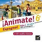 Animate espagnol (2CD audio)