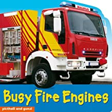 Fire Engines (Busy Books)