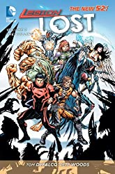 Legion Lost Volume 2: The Culling TP (The New 52)