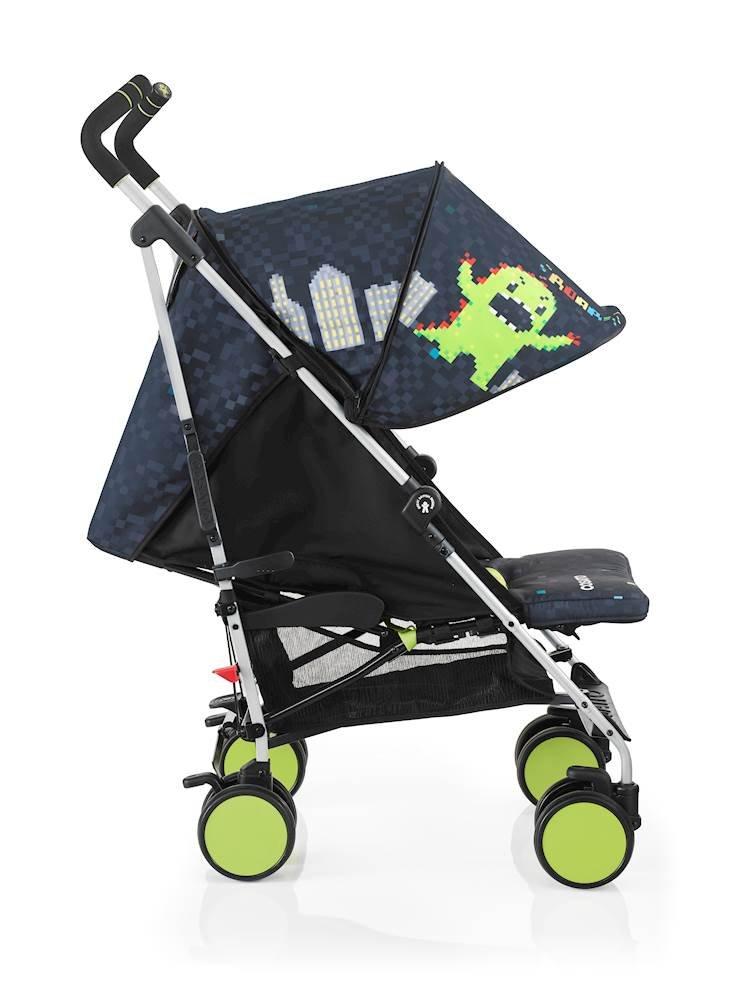 Cosatto Supa Go Stroller, Suitable from Birth, Monster Arcade  Cosatto