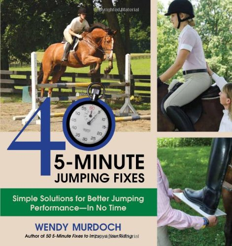 40 5-Minute Jumping Fixes: Simple Solutions for Better Jumping Performance in No Time por Murdoch Wendy