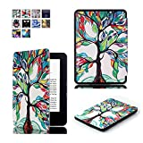 ProElite-Designer-Smart-Flip-case-cover-for-Amazon-Kindle-E-Reader-6-8th-Generation-2016-Launch-(Design-Tree)-[will-NOT-FIT-Paperwhite]