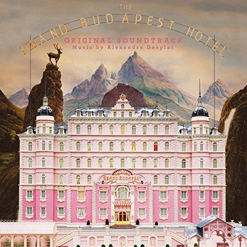 Preisvergleich Produktbild The Grand Budapest Hotel