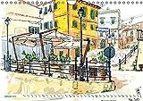 Toskana-Insel Elba - Aquarellskizzen (Wandkalender 2019 DIN A4 quer) -