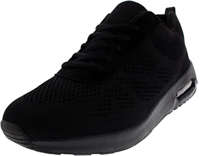 Get Fit Fitness Air Bubble Sport Walking Running Running Shoes Sneakers Leggere da Uomo