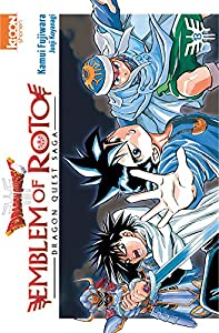 Dragon Quest - Emblem of Roto Edition simple Tome 13