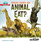 What Does an Animal Eat?
