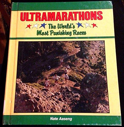 Ultramarathons: The World's Most Punishing Races (Sports talk) por Nathan Aaseng