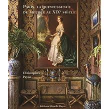 Le mobilier de luxe parisien au XIXe siècle