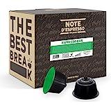 Note D'Espresso Espresso Bar Miscela di Caffè Torrefatto in Capsule Compatibili con Sistema Dolce Gusto, 336 g, 48 x 7 g