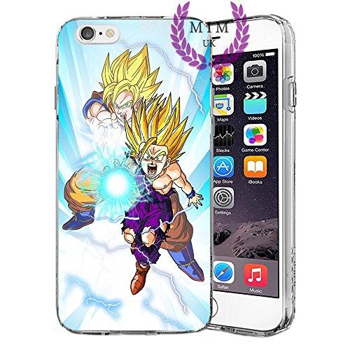 Custodie iPhone per Dragon Ball Z Super GT Case Cover - Design Ultimi Unique - Tutti i modelli iPhone - Brand New - Alta Qualità - Tournament Of Power - Goku Black Rose - Goku Blue - Gohan - Jiren - V Father Son