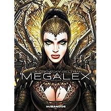 Megalex by Alejandro Jodorowsky (2014-09-03)